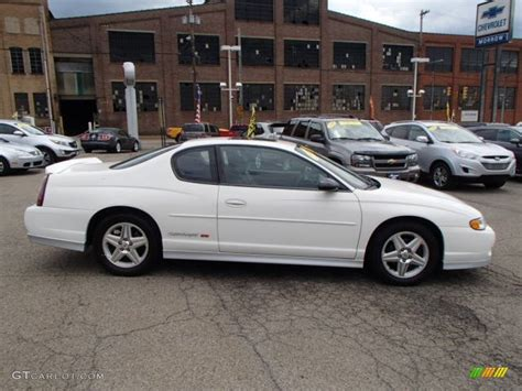2004 monte carlo ss supercharged specs