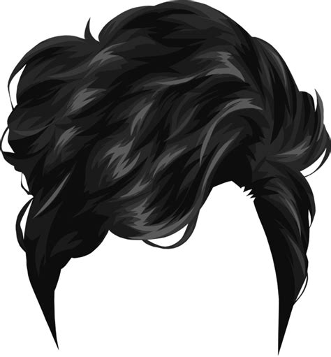 Real Hair Styler by Hair Clipart Hairclipart Hairstyles Clipart For Mens And