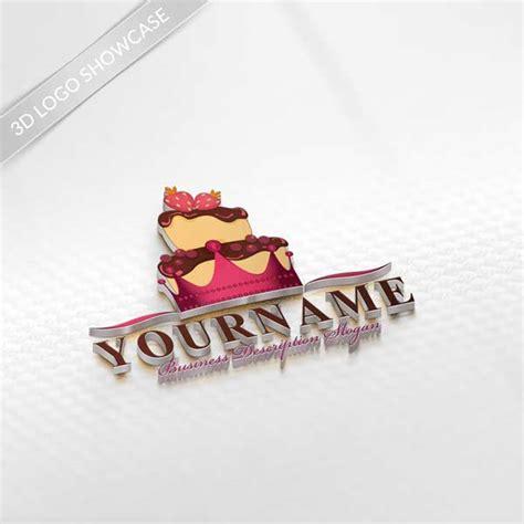 logo maker  royal cake logo design