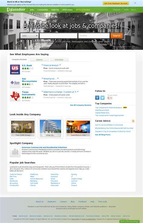 pattern web glassdoor glassdoor company profile owler