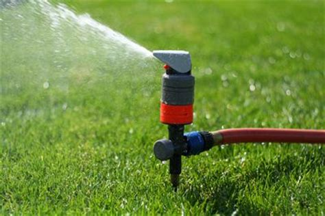 automated sprinkler systems using home automation