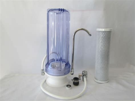 Kitchen Faucet Made In Usa by Premier Single Water Drinking Filter Counter Top Clear