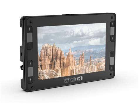 Monitor Small Hd smallhd dp7 pro field monitor receives firmware 3 0 0