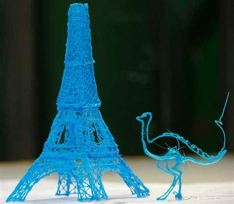 3d doodle pen kickstarter 3doodler the world s 3d printing pen hiconsumption