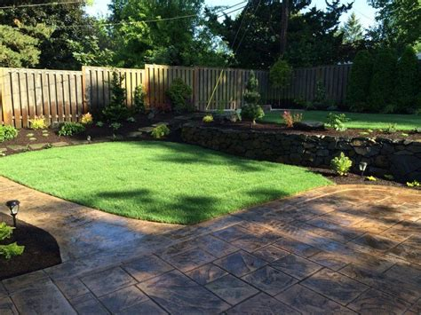 how to landscape small backyard gallery artistic landscapes