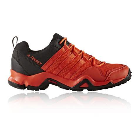 trekking shoes adidas terrex ax2r mens orange outdoors walking trekking