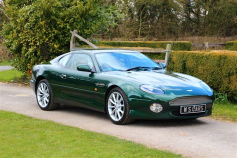 2001 Aston Martin by 2001 Aston Martin Db7 Vantage Pictures Information And