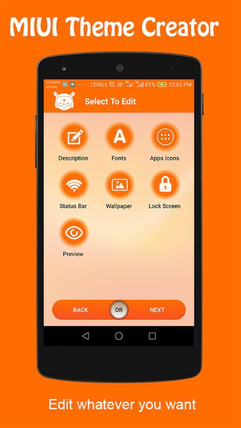 themes mi app create i vostri temi per smartphone xiaomi con miui theme
