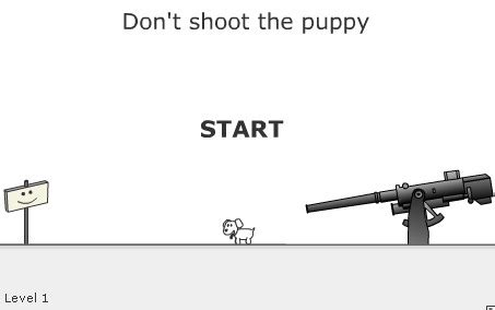 dont shoot the puppy don t shoot the puppy flickr photo