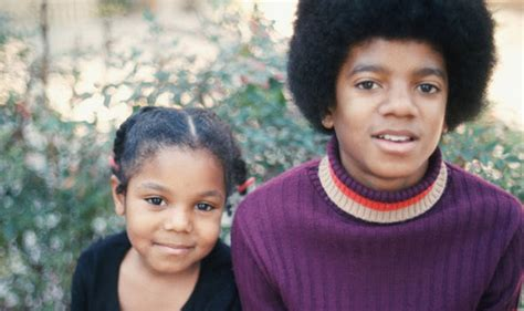 Janet Jackson On Michael by Janet Jackson S Vocals Were Turend By Michael