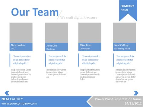 simple impressive powerpoint template by pixelate design