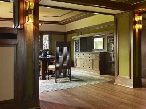 frank lloyd wright home interiors interior george and delta barton house buffalo new york