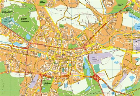 katowice map our katowice mapa wall maps mapmakers offers poster