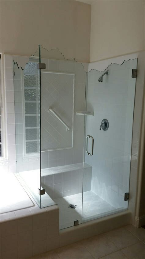 Framelss Shower Doors Diy Frameless Shower Door Interesting Frameless Single Sliding Shower Doors With Diy Frameless