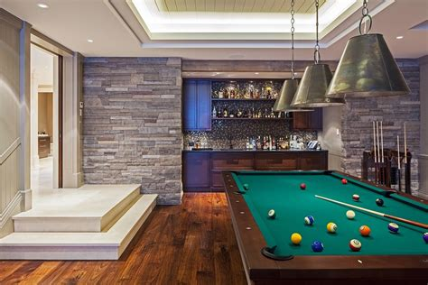 smallest room for pool table beautiful billiard lights in family room contemporary with billiard room next to small cave