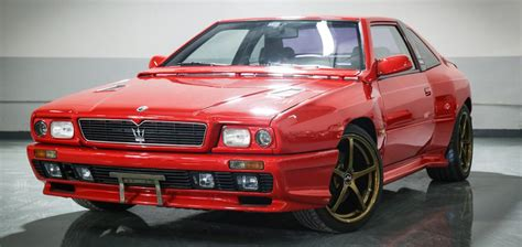 Maserati Shamal For Sale by Maserati Shamal 1994 Classic Cars In Dubai Uae
