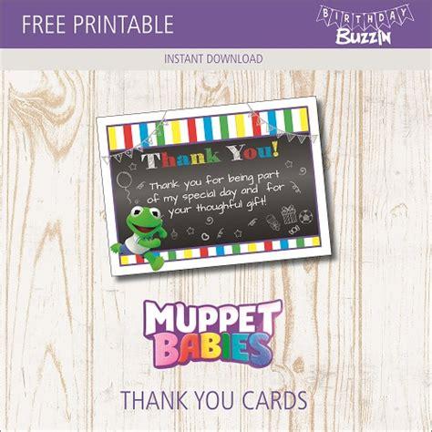 Make A Thank You Card Free