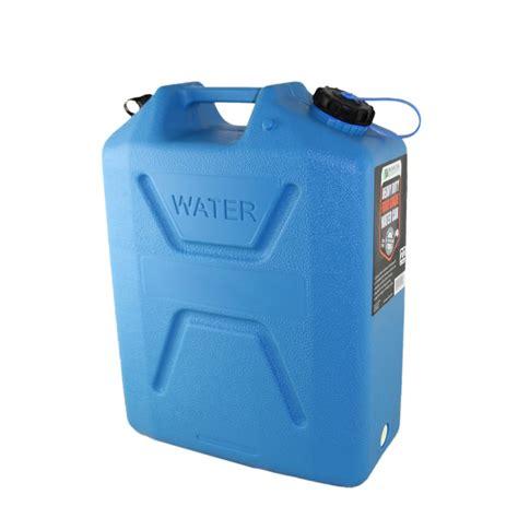 blue i can 20 liter 5 gallon blue steel wavian jerry can w spout
