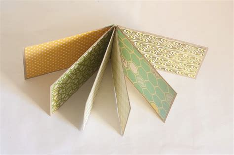 How To Make A Small Booklet Out Of Paper - make a mini paper album from scratch make and takes