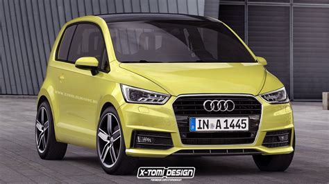 Audi A2 2016 by Audi Will Launch An Ultra Efficient City Car Concept In