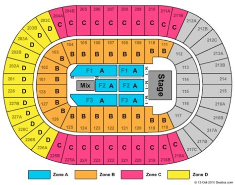 joe louis arena seating chart with seat numbers joe louis arena tickets in detroit michigan joe louis