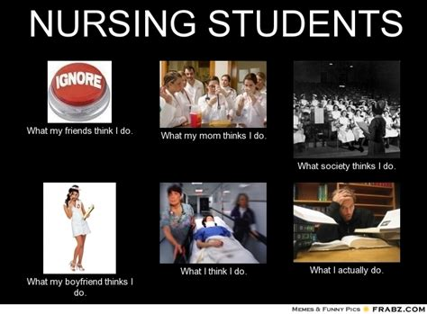 Funny Nursing School Memes - i formerly had a life now i am a nursing student time