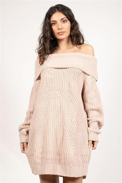 cute rose dress  shoulder dress long sleeve dress