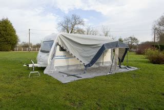 how to put up an awning how to put up a full awning advice practical caravan
