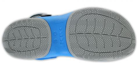 crocs swiftwater wave boat shoes india crocs swiftwater deck clog boat shoes ocean light grey