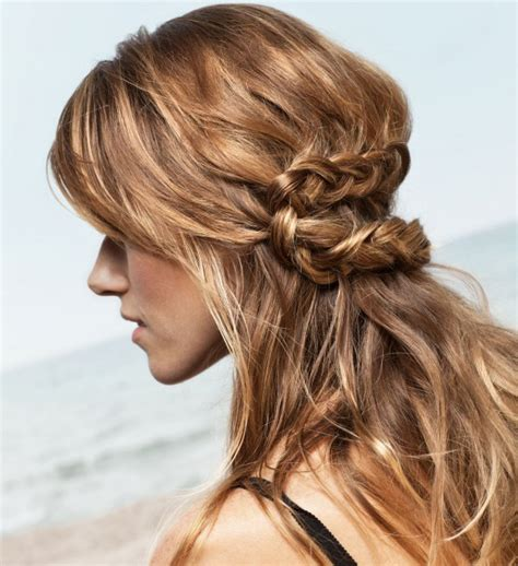 prom hairstyles bohemian how to get best prom hairstyles in just five minutes