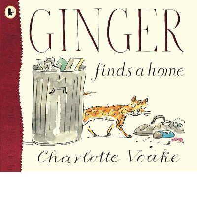 ginger finds a home charlotte voake 9781406312706