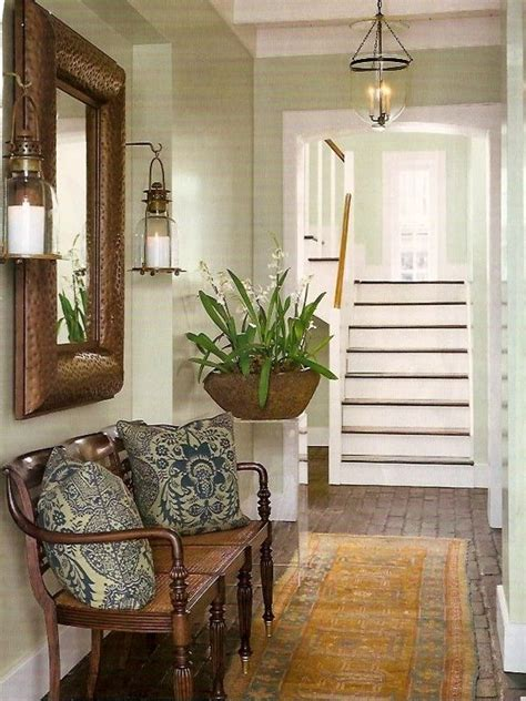 Colonial Foyer Ideas Entryway In Colonial Style Home