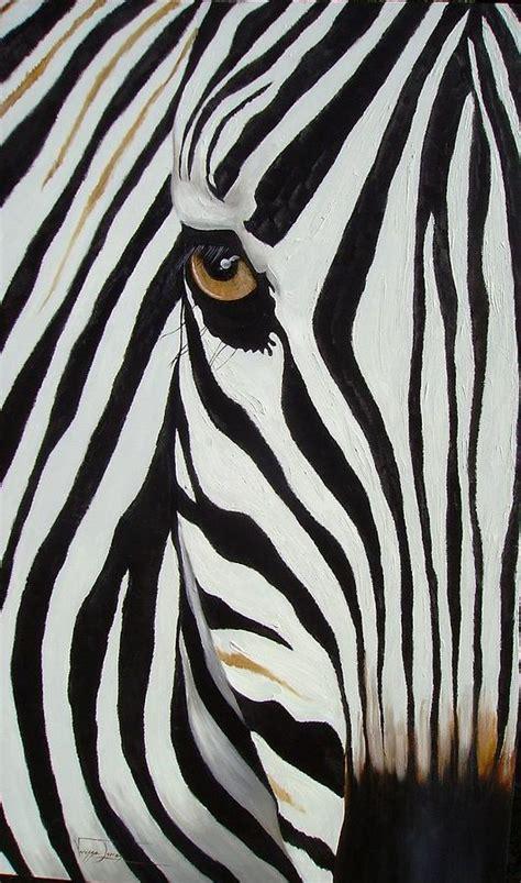 abstract zebra wallpaper zebra abstract painting by vanessa lomas