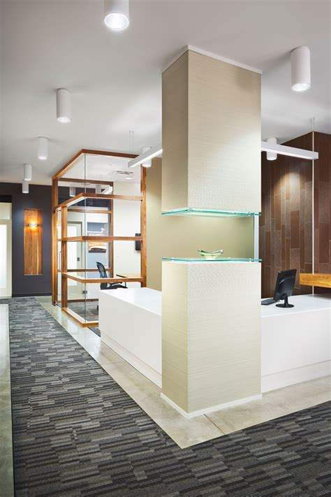 Dental Reception Desk Designs Corson Dentistry Reception Reception Desk Dentistry Dental And Office Designs