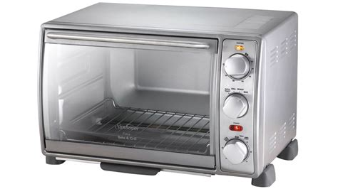 Kitchen Oven And Grill Sunbeam 19l Pizza Bake And Grill Compact Oven Compact