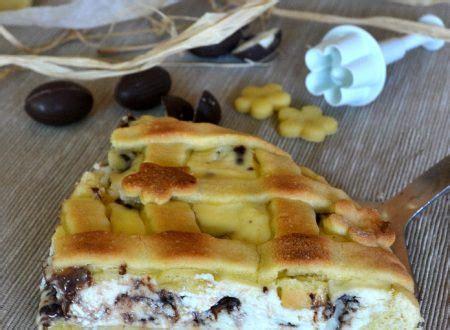 crostata con ricotta tutte le nostre ricette facili pasqua ricetta della tradizione e facili