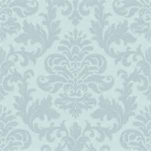 Image for rasch glitter damask wallpaper duck egg from storename