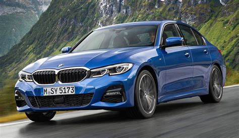 Bmw 3 2019 Official 2019 bmw 3 series goes official in paris
