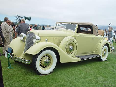 lincoln supercar 1934 lincoln model ka lincoln supercars