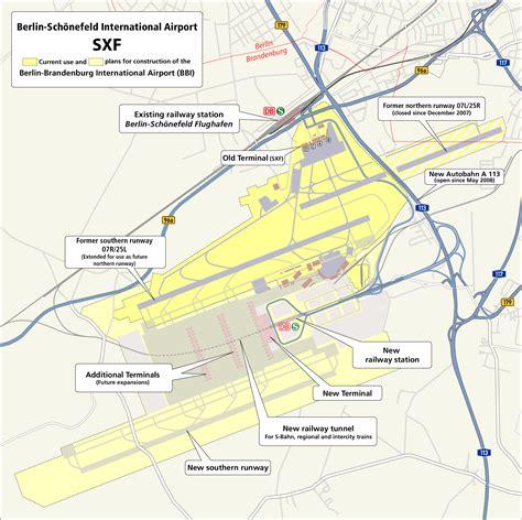 best airport for berlin berlin schoenefeld airport map airport in 2019 berlin