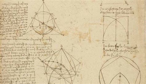 leonardo da vinci the mathematician biography mathematics theme for da vinci shaping the future