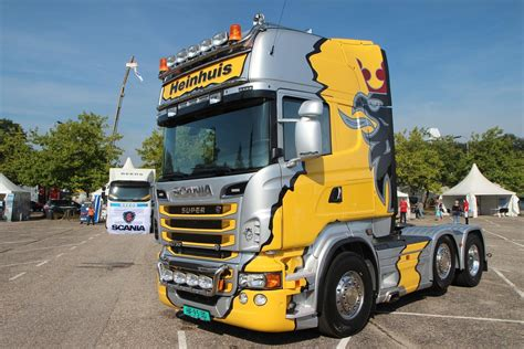scania truck tuning scania tuning truck tractor HD wallpaper