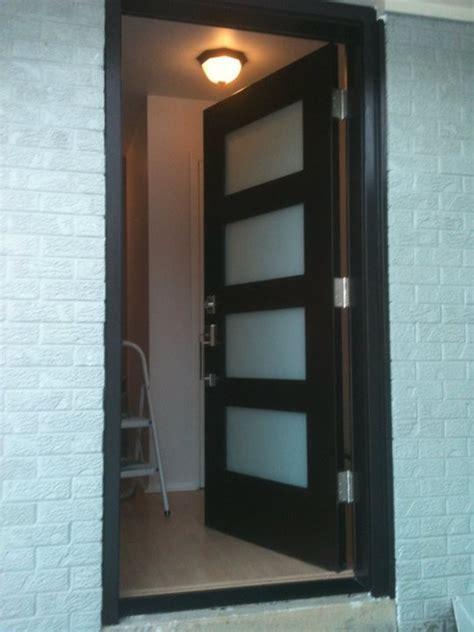 Tru Stile Doors by Trustile Front Door Tsl4000 Modernist