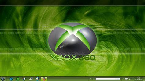 skin para tu windows xp xbox theme win xp computacion m y f tema xbox para windows 7 y windows xp
