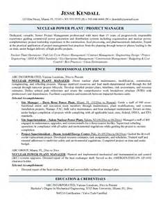 Power Plant Mechanic Cover Letter by Sle Resume Mechanical Engineer Power Plant Bestsellerbookdb