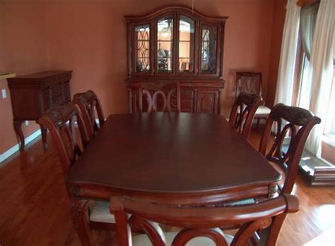 cherry wood dining room furniture awesome cherrywood dining room set images home design