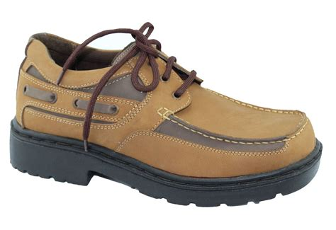 mens comfort work shoes mens lace up shoes causal hiking driving walking comfort