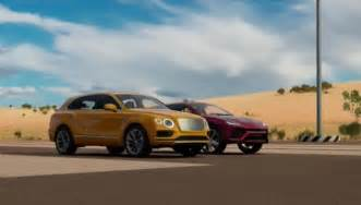 Lamborghini Urus Top Gear La Drag Race Futuro Bentley Bentayga Vs Lamborghini