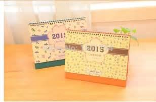 Small Desk Calendar 2015 Printable Free Shipping 2015 Diy Creative Calendar Retro Small