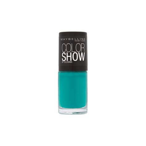 Maybelline Nail maybelline color show nail turquoise 7ml 120